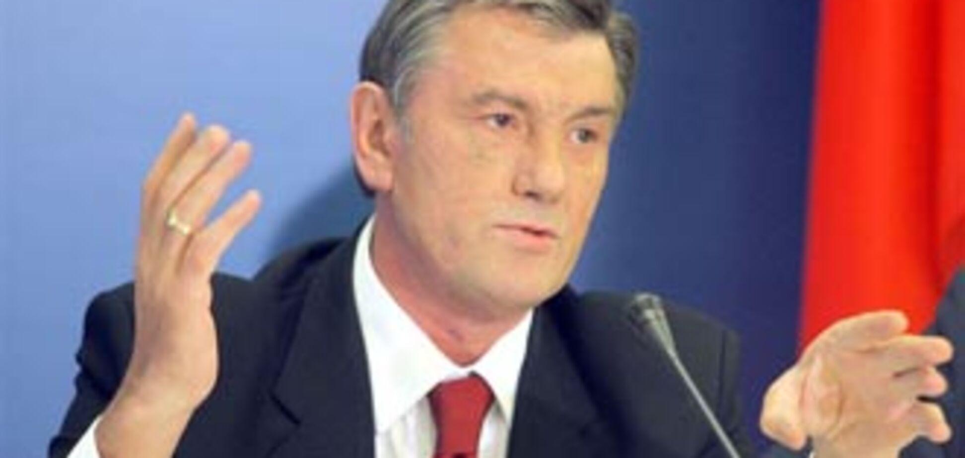 Ющенко стал пророком
