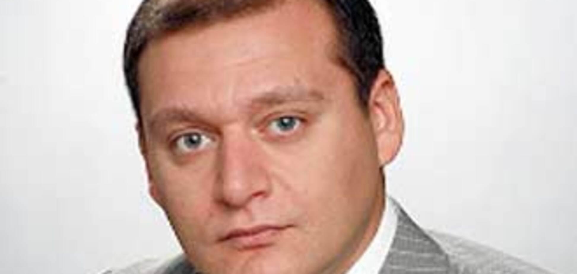Добкин взял в советники условно осужденного на 5 лет
