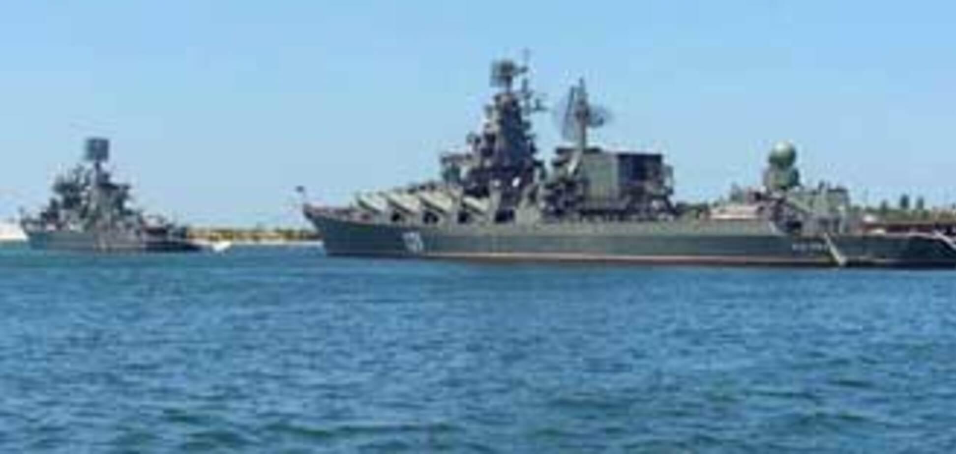 Сомалийские пираты захватили датское судно
