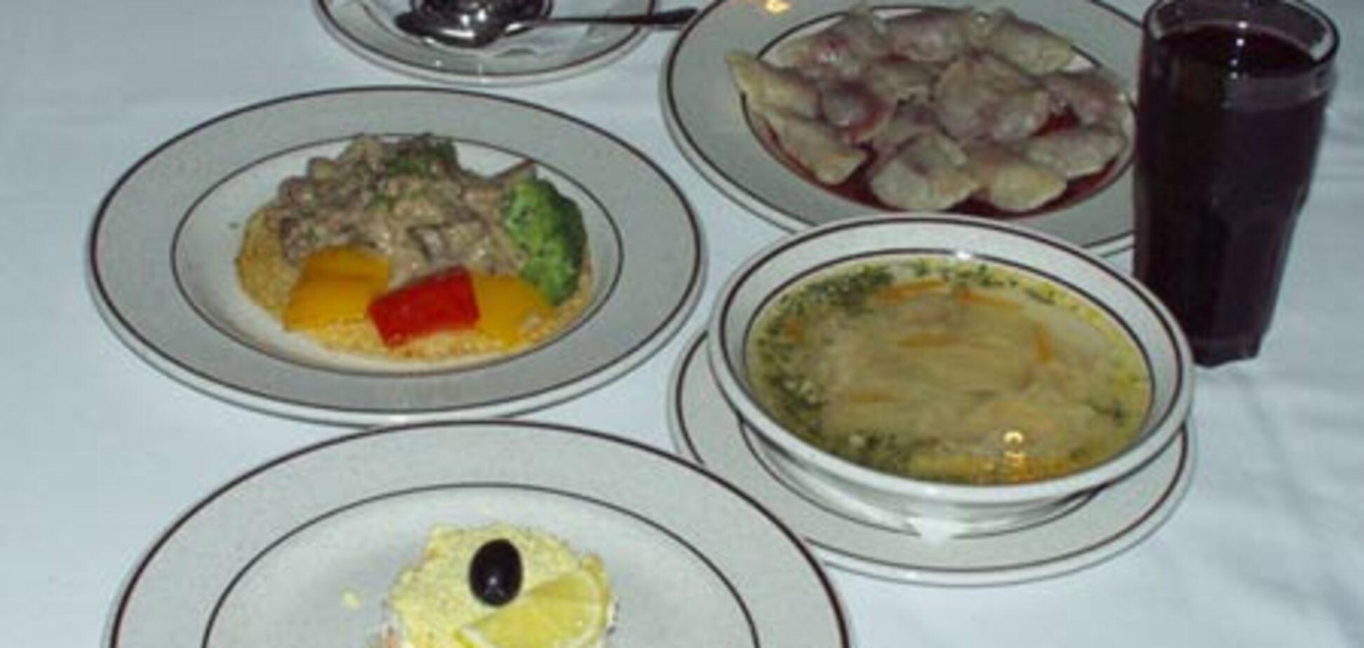 Завтракайте и обедайте в «Перваке»