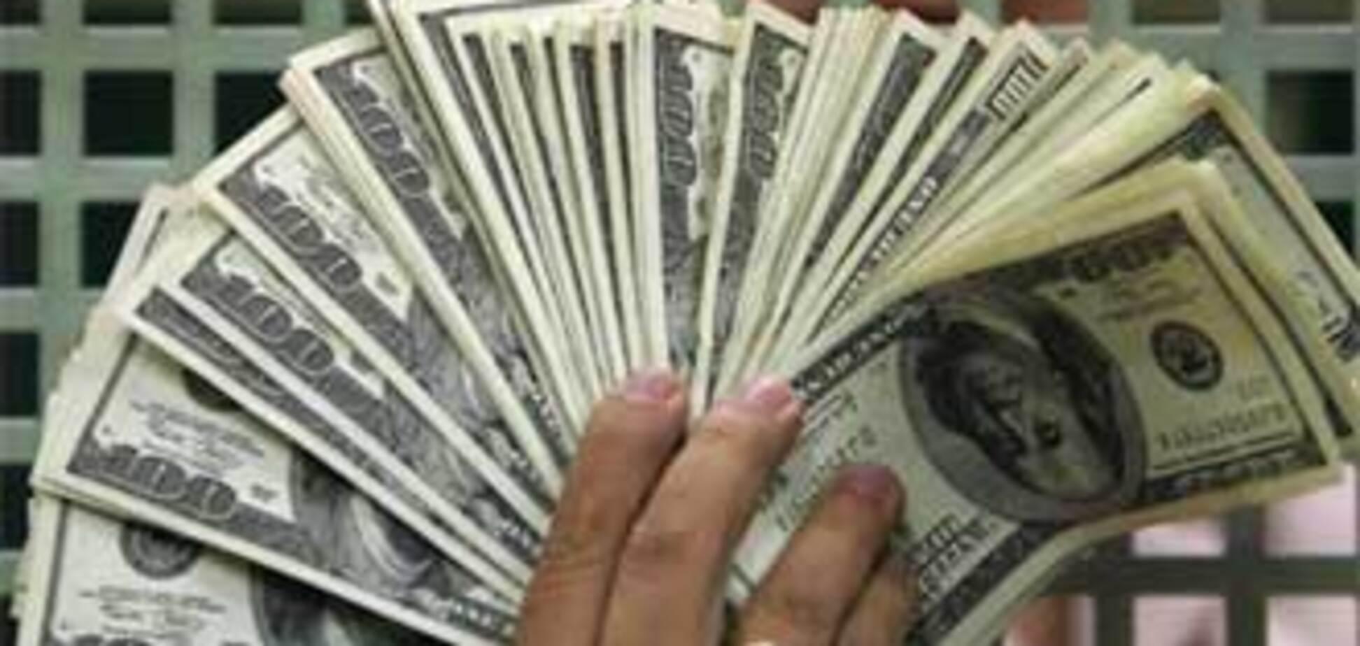 Курс долара на міжбанку остигає
