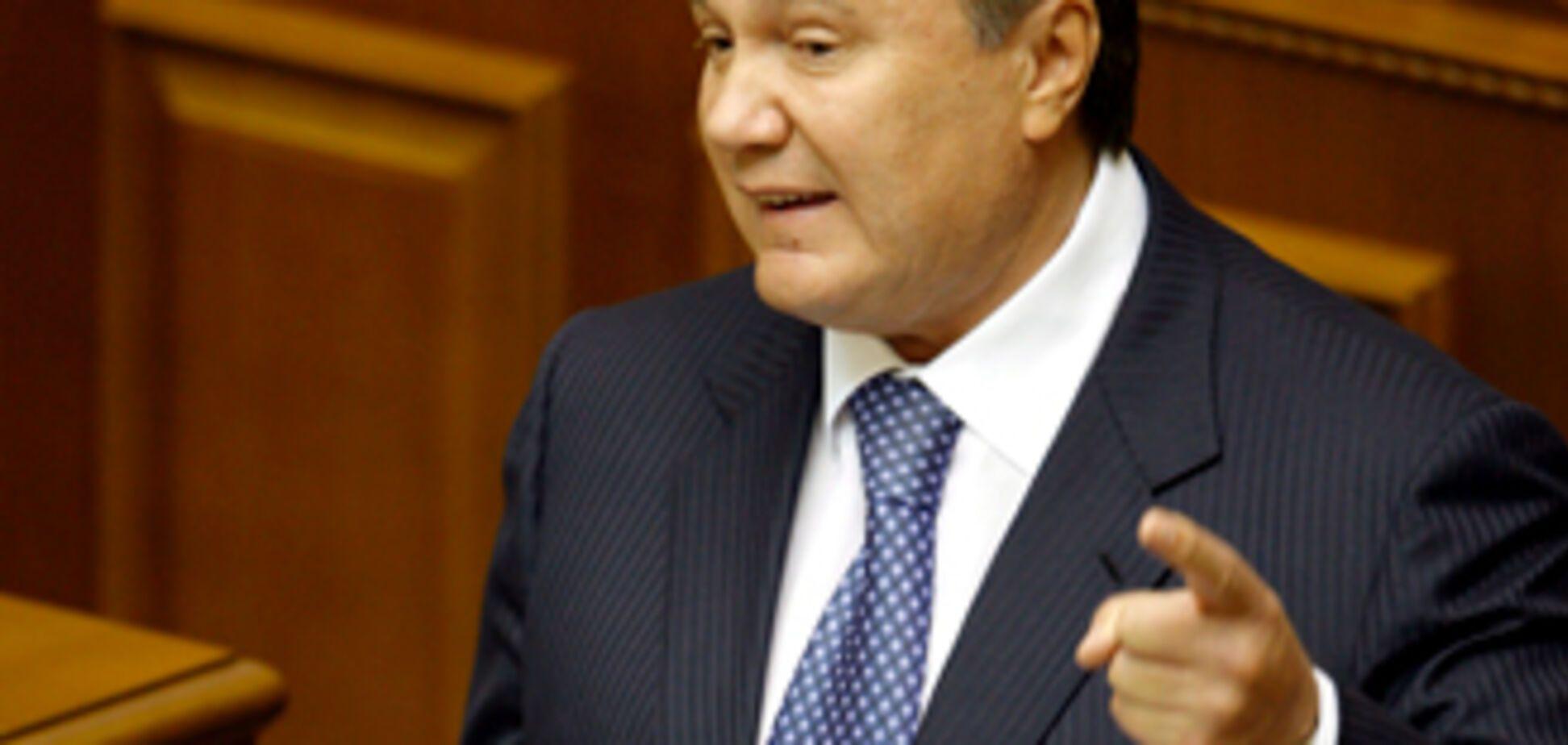 Ющенко ПРіБЮТ тільки через Януковича