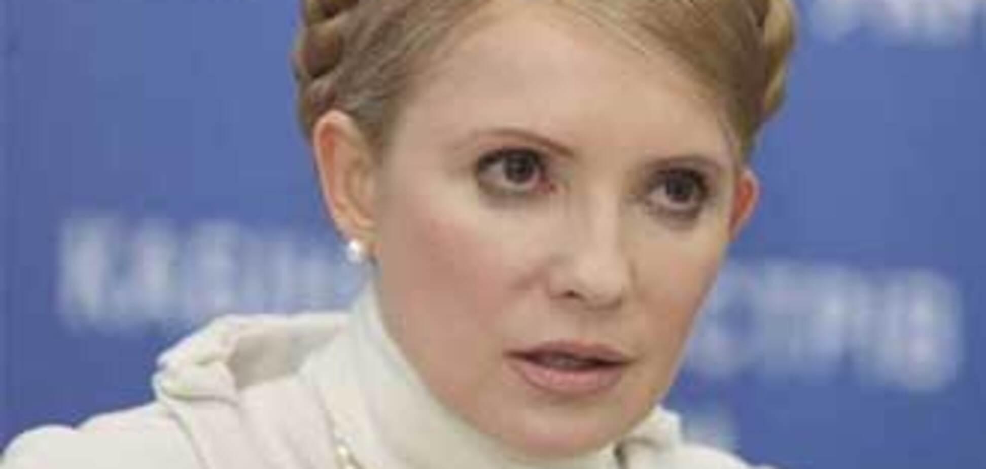 Тимошенко відібрала землю у Ахметова