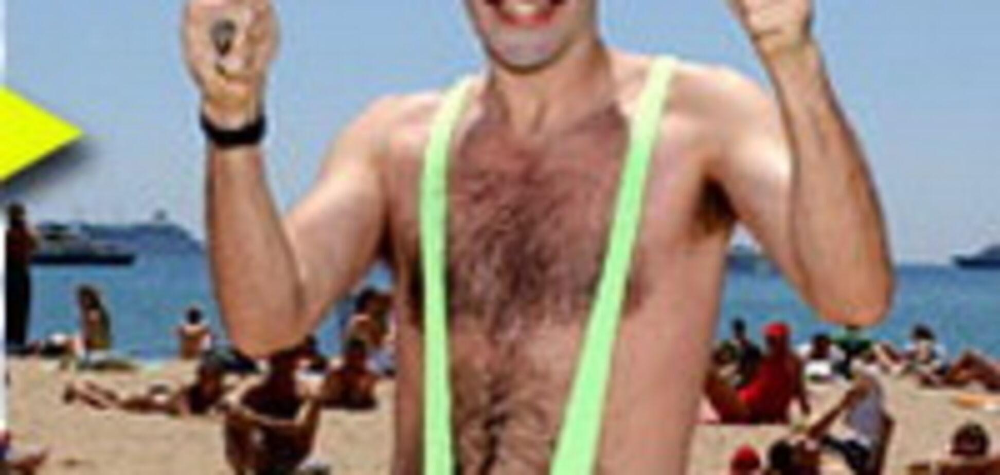 Труси з підтяжками - останній писк голлівудської моди