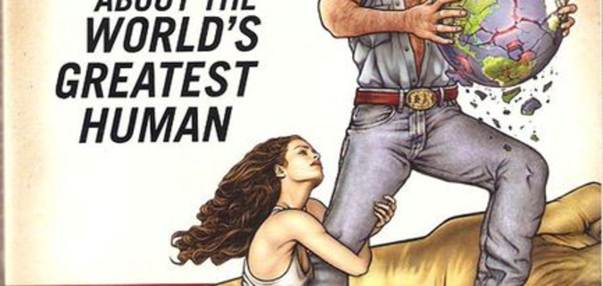 400 фактов о величайшем человеке всех времён Чаке Норрисе