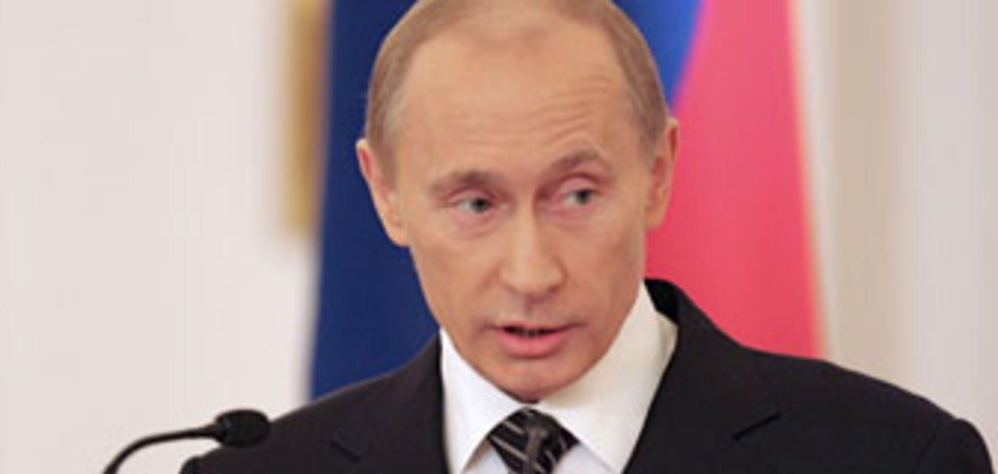Плейбой Путін купив собі барліг
