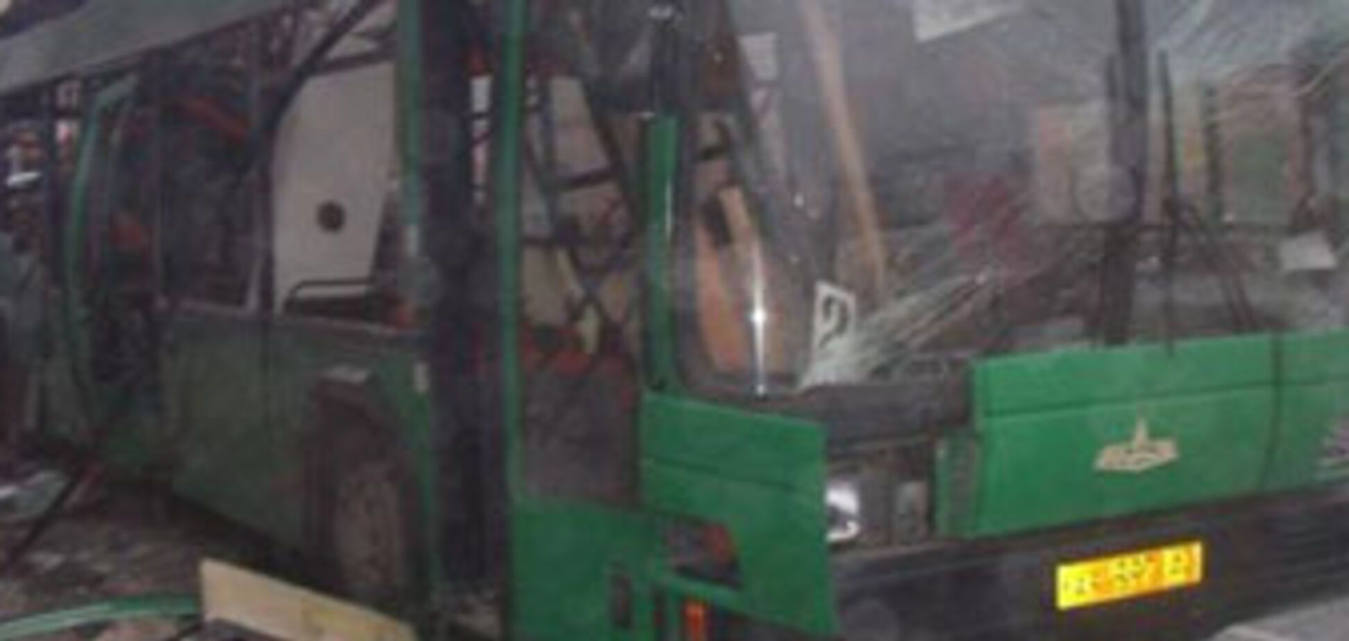 Вибух автобуса в Тольятті виявився не терактом