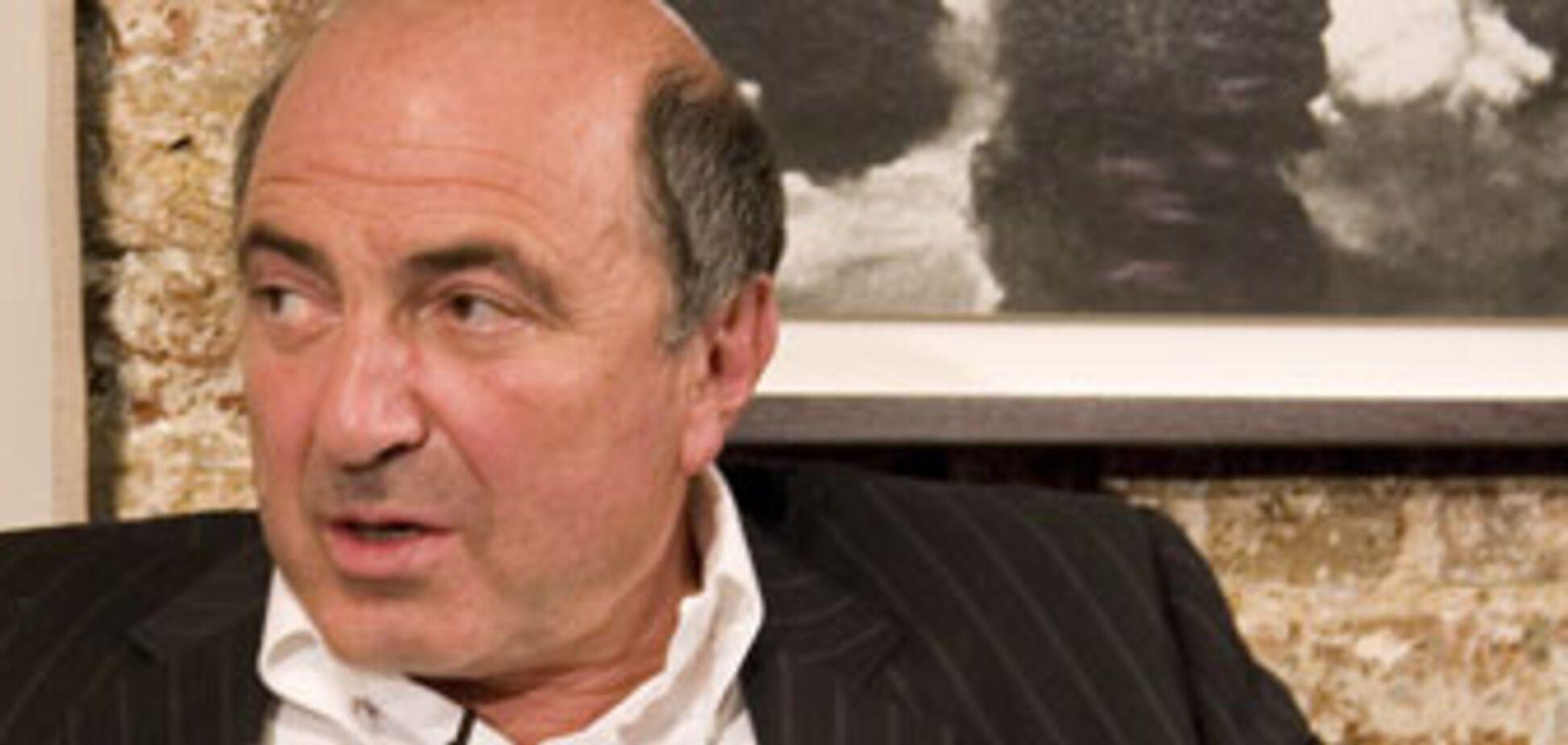 Березовський зізнався, що зустрічався з грузинами
