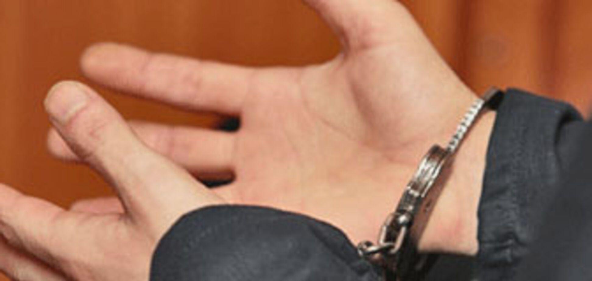 Заарештовано депутата - помічник кримінального авторитета