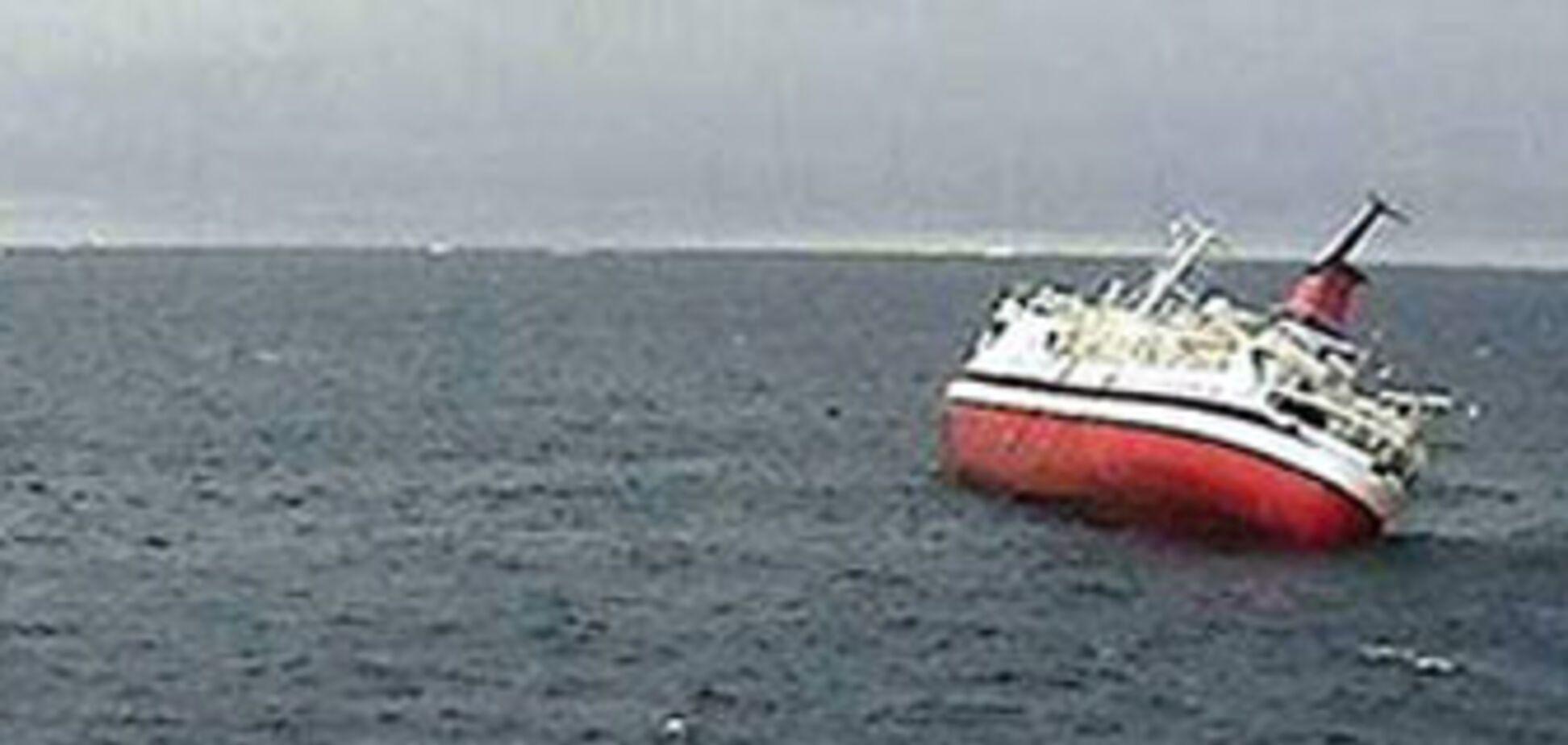 В Греции терпит крушение пассажирский лайнер