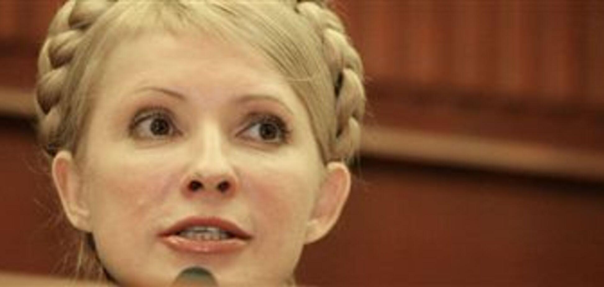 Хорошковський не мітить в крісло Тимошенко