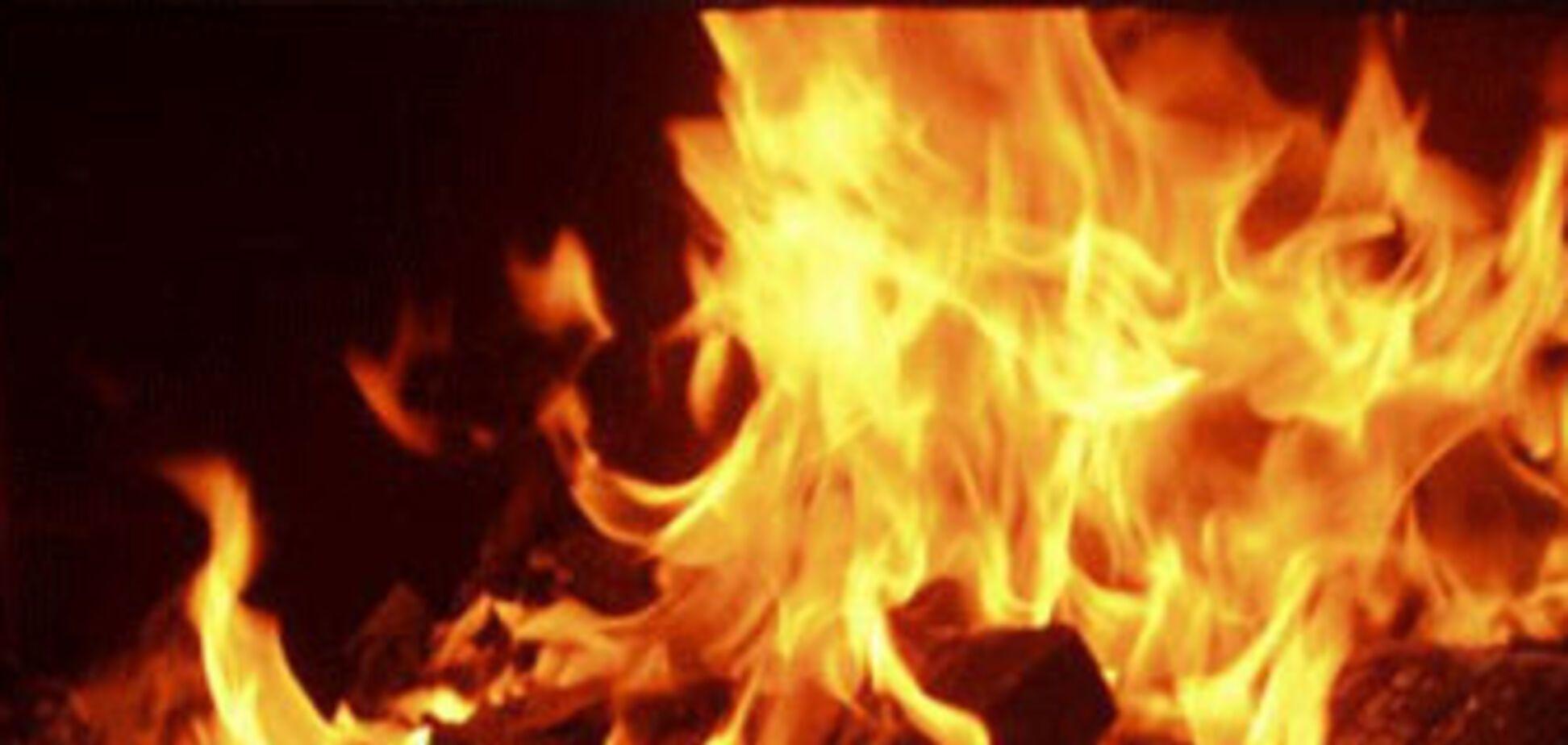 Демонстранти в Тибеті спалили поліцейську дільницю