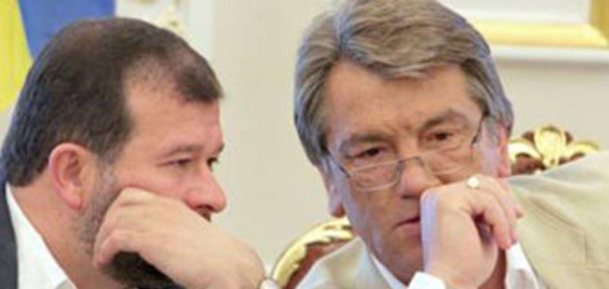 Президент не поспішає прибирати Черновецького?