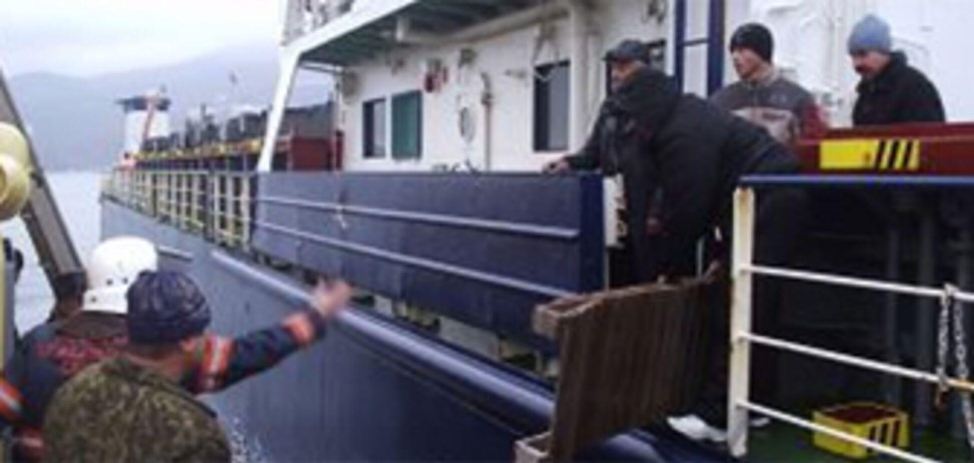 В Ялте на корабле нашли труп