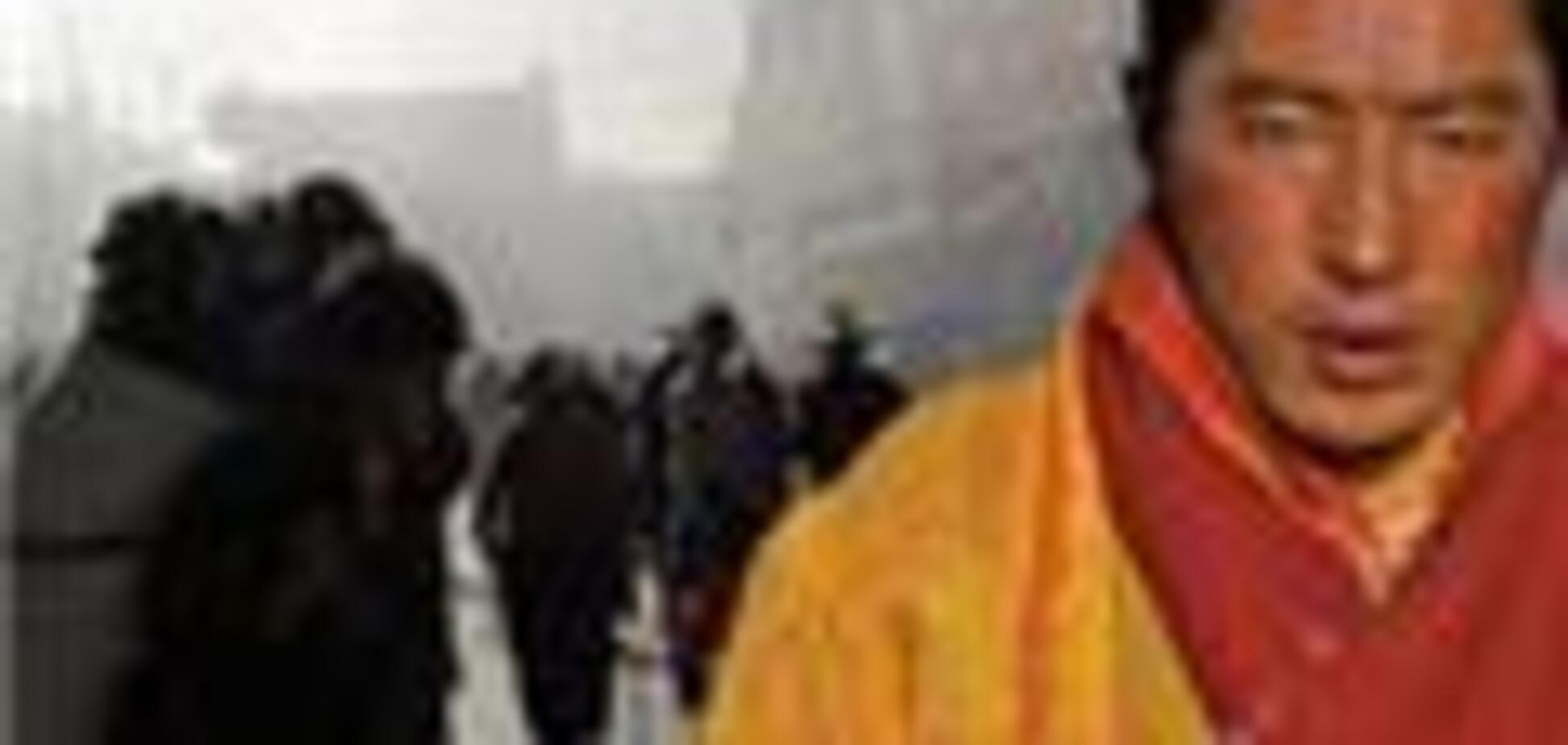 Протести в Тибеті розширили географію