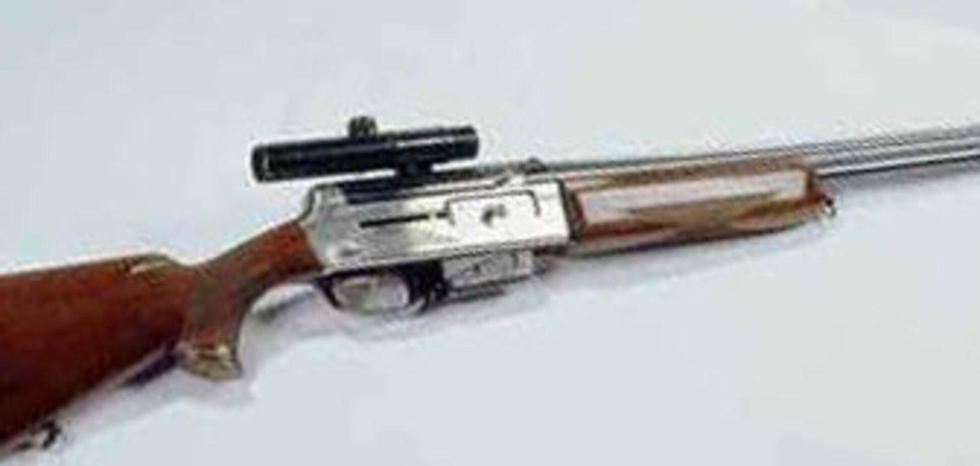 Батько розстріляв сина з рушниці