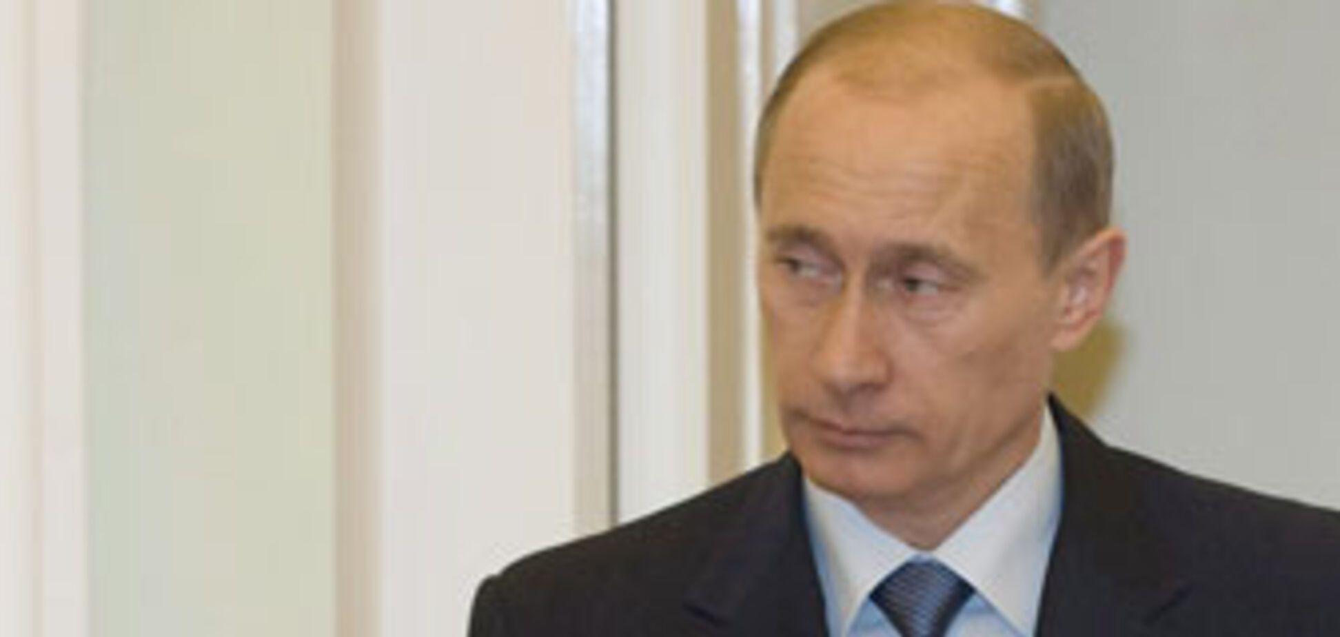 Путін з посмішкою проголосував за наступника, 2 березня 2008