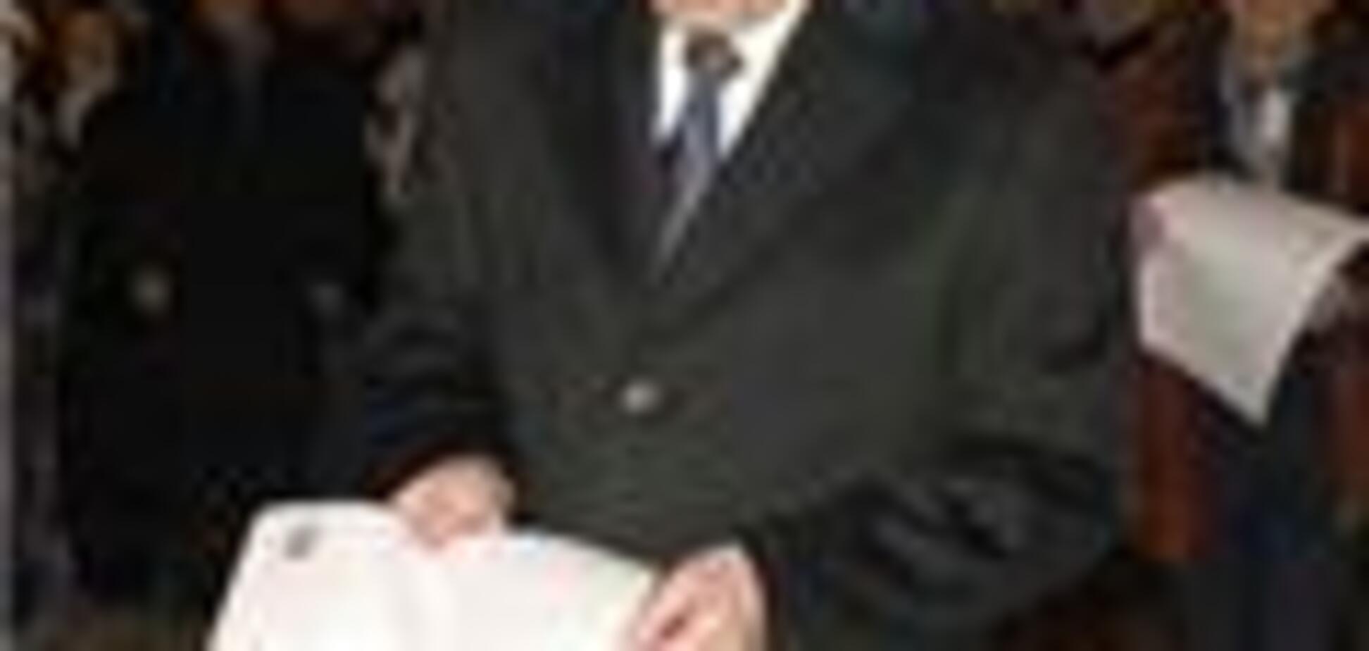 Путін з посмішкою проголосував за наступника