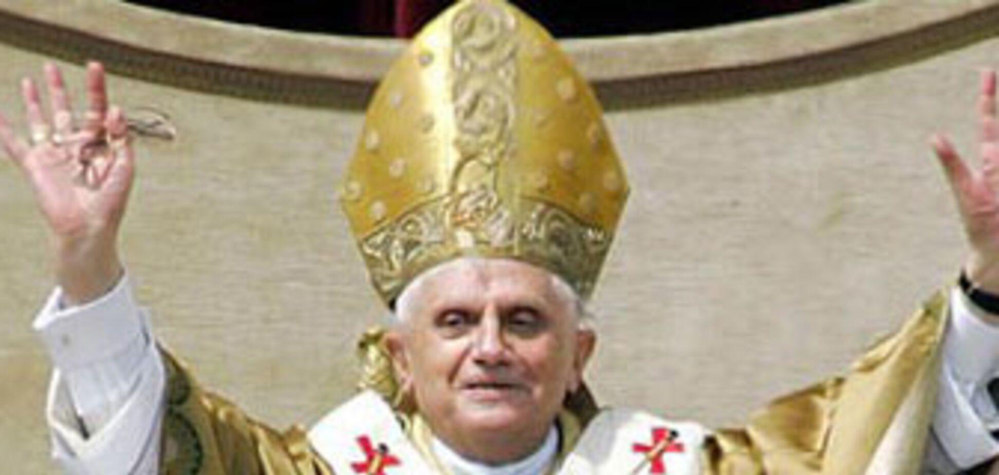 Папа Римський закликав до миру на Святій Землі