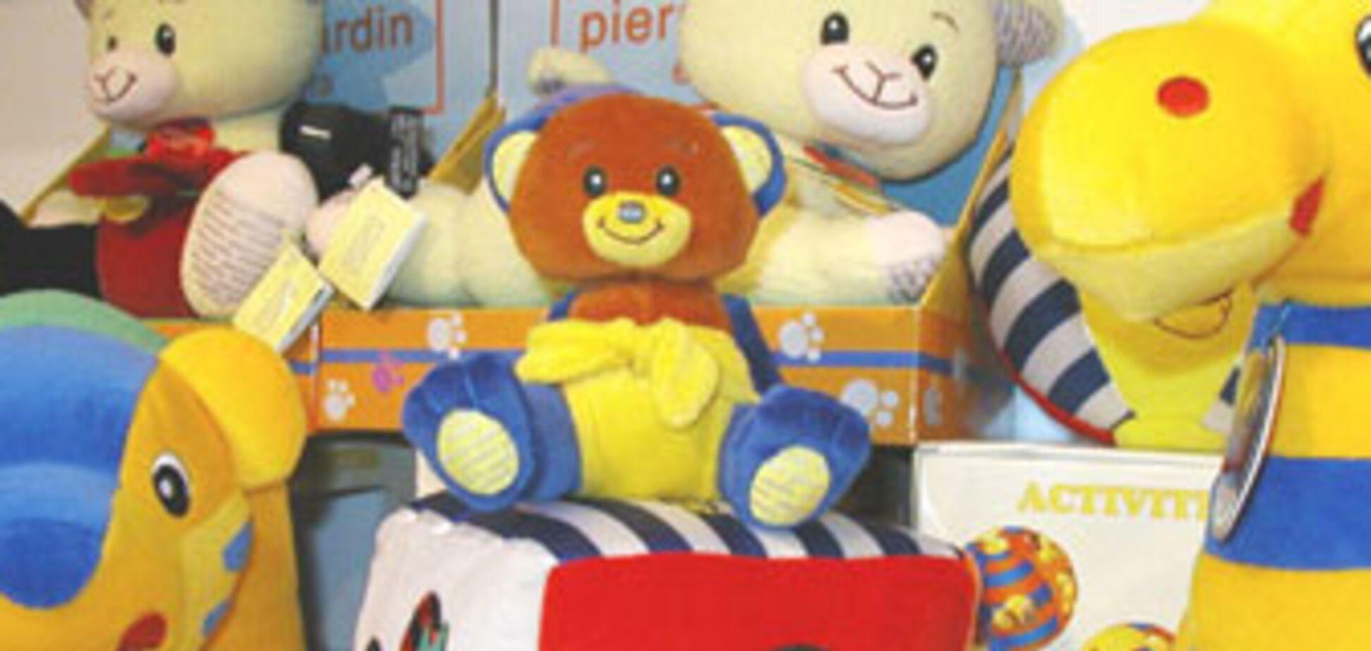 Китайські іграшки вироблялися ... у Чернігові
