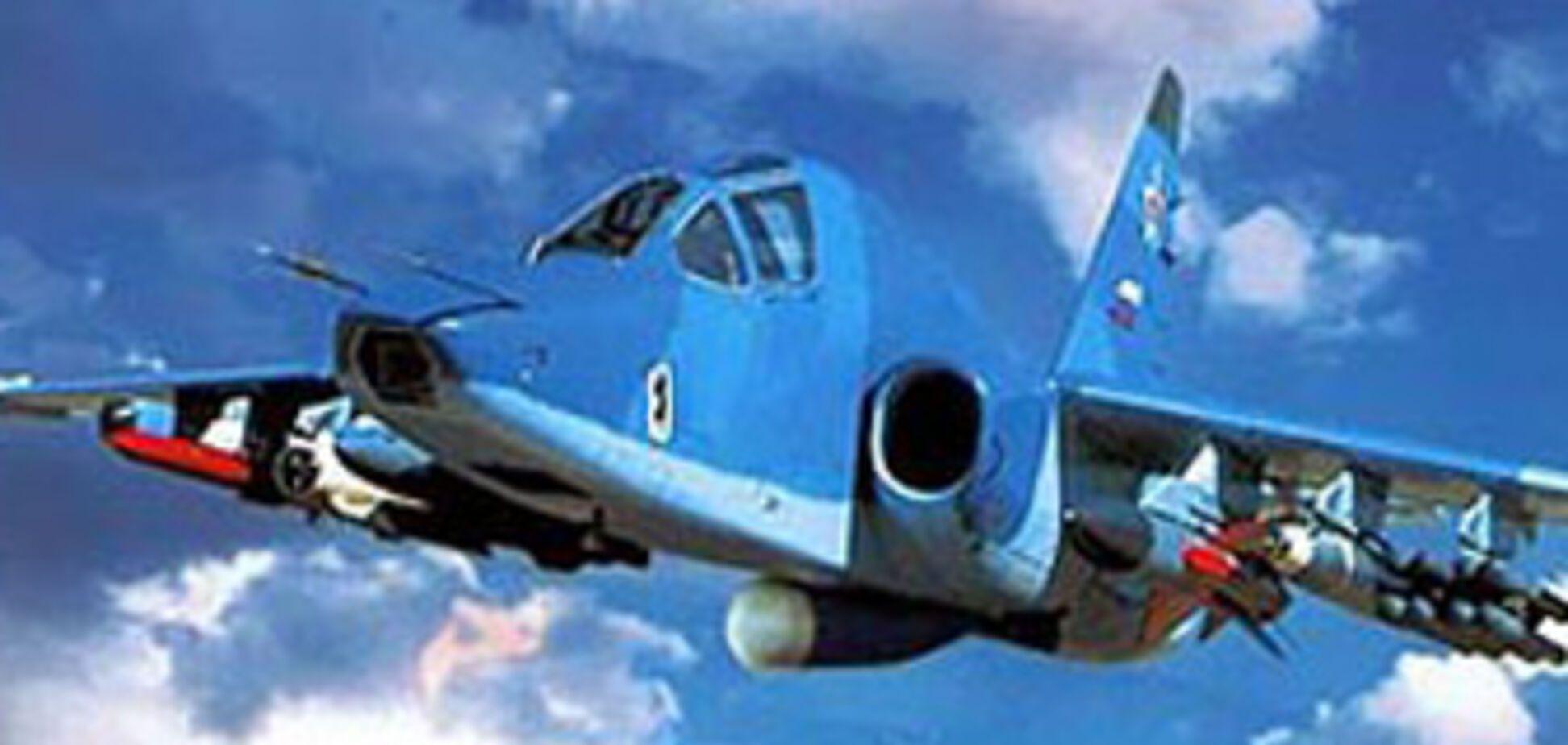 Авіакатастрофа в Росії, розбився літак СУ-25