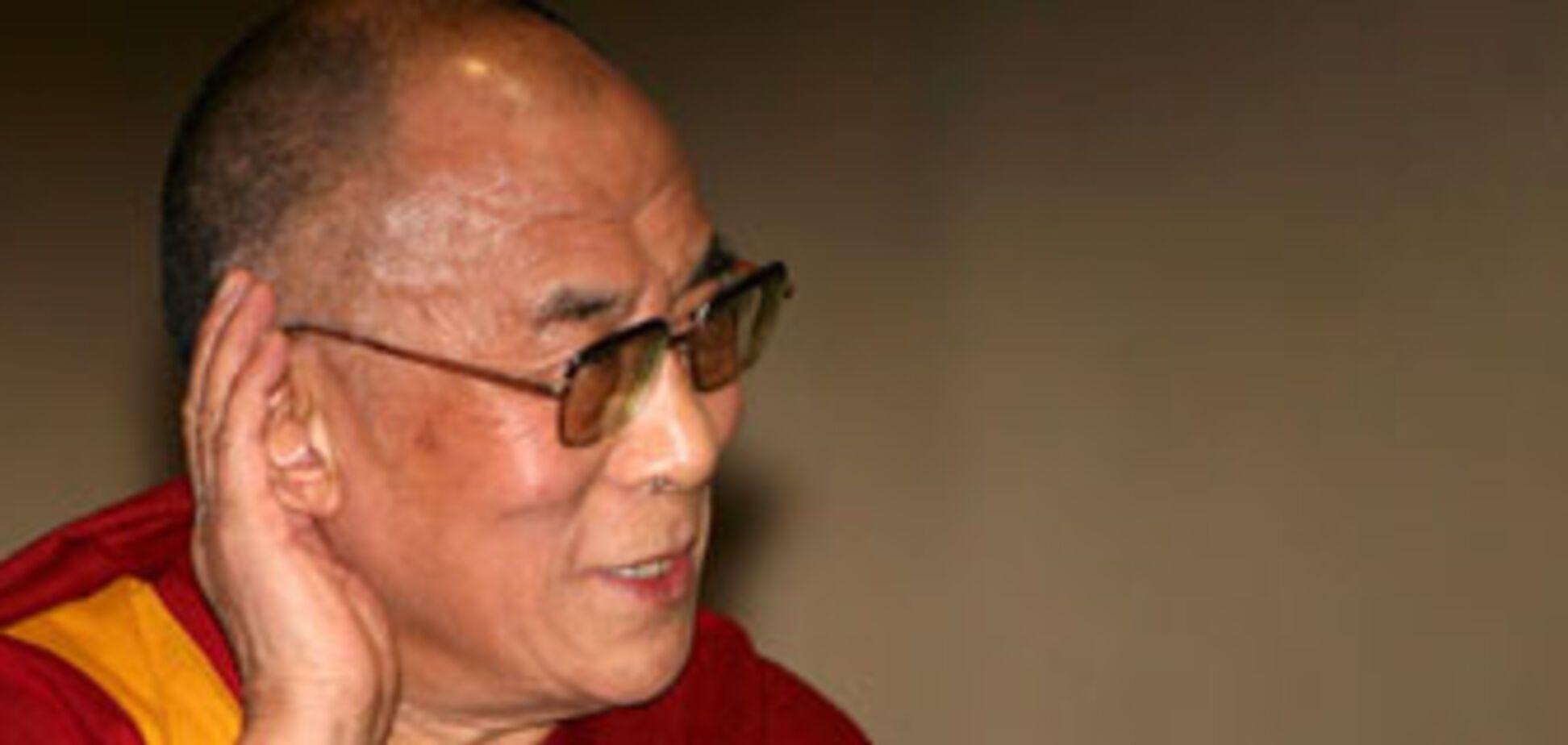 Далай-лама згоден на переговори з Китаєм