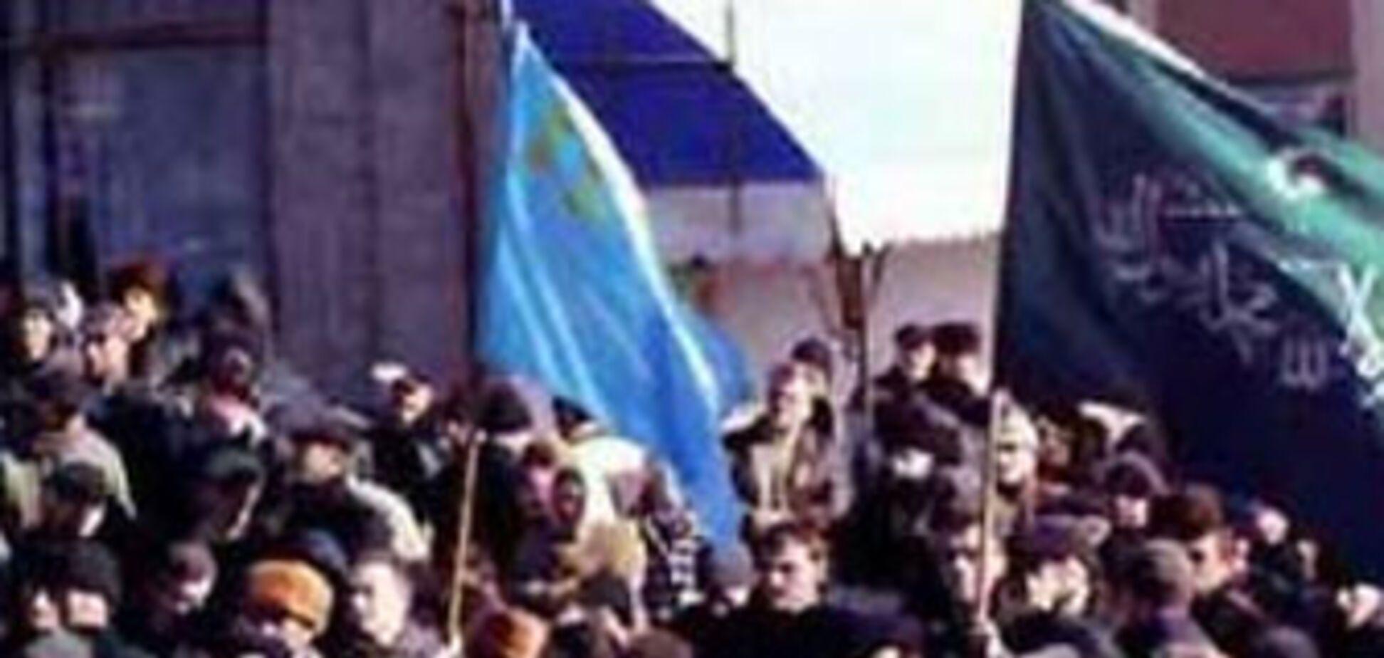 Татари вимагають віддати їм землю