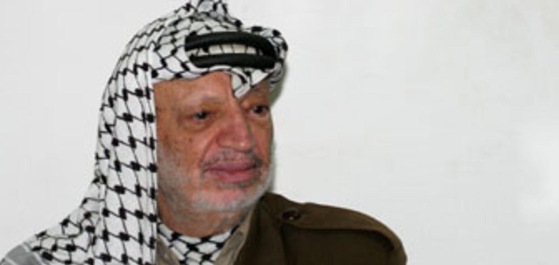 Ясир Арафат працював на Саддама Хусейна