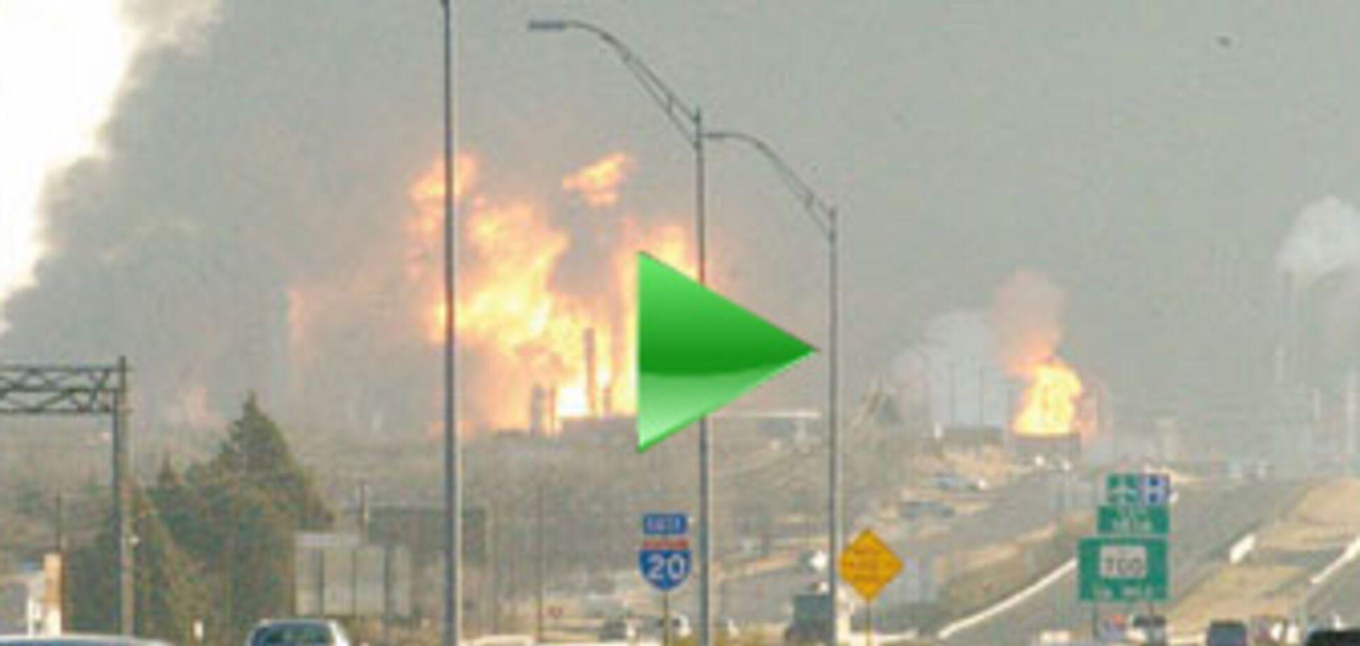 Вогонь на нафтобазі вдалося локалізувати
