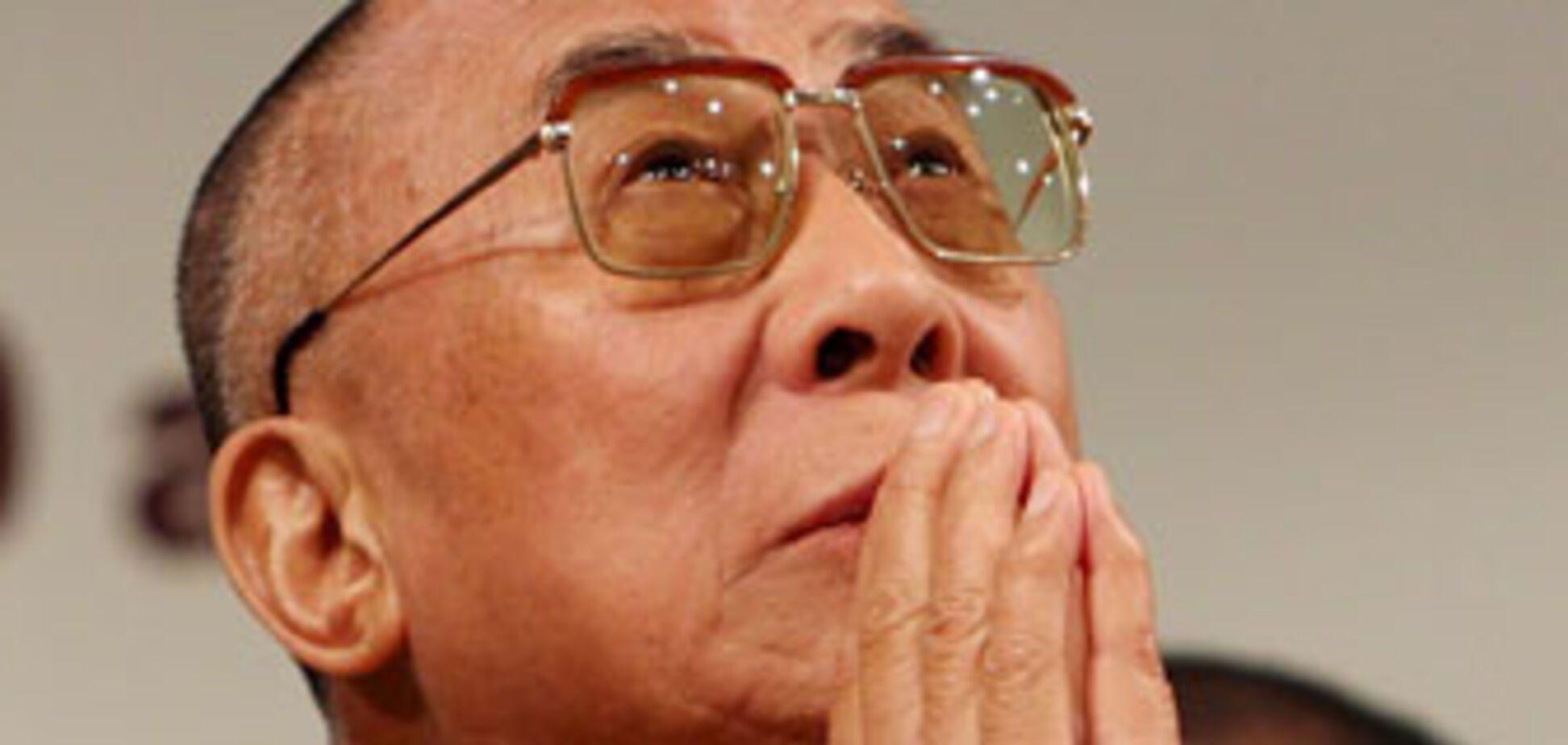 Далай-лама розкритикував китайські ЗМІ