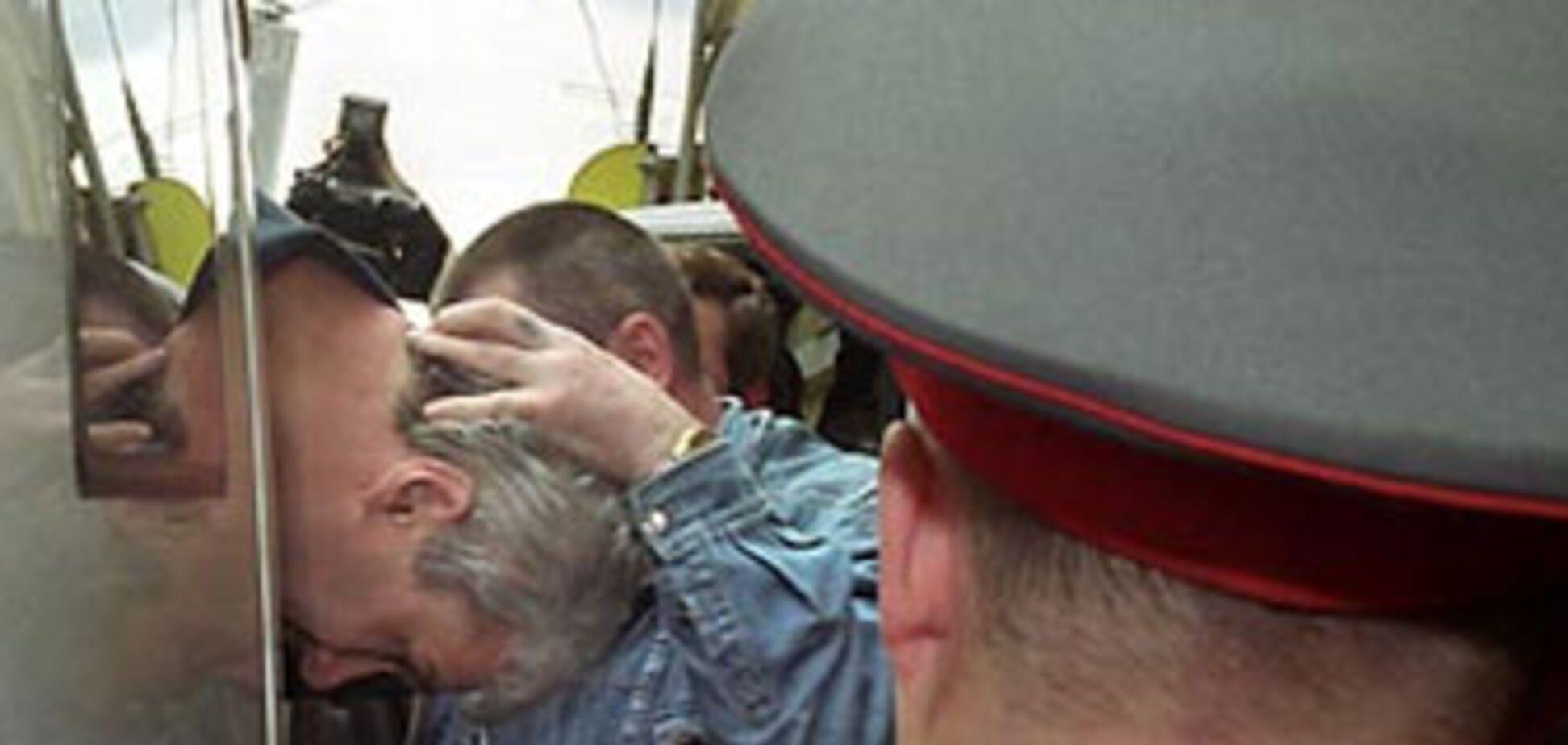 Міліціонери зняли скандальний 'кліп'