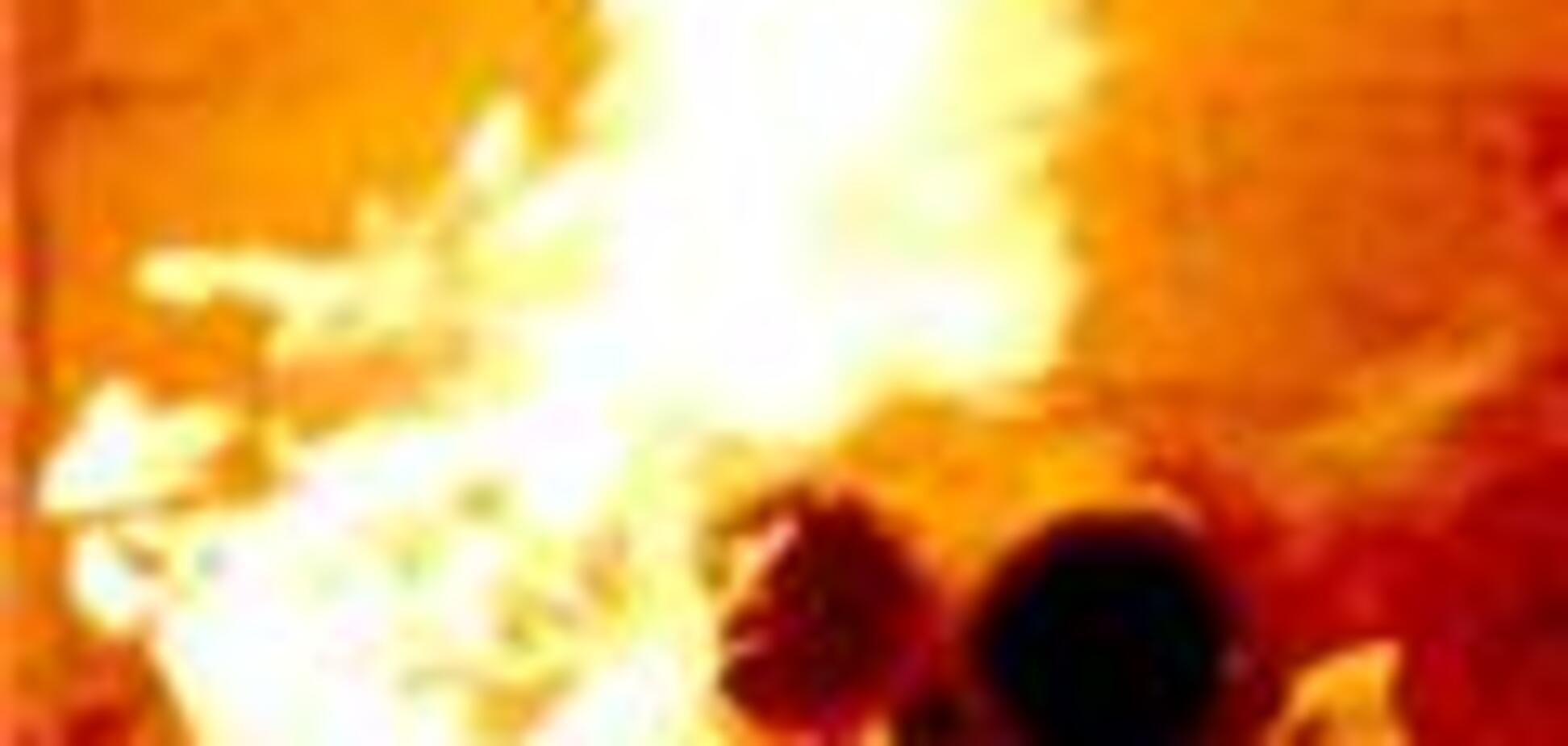 Пожежа в розважальному комплексі