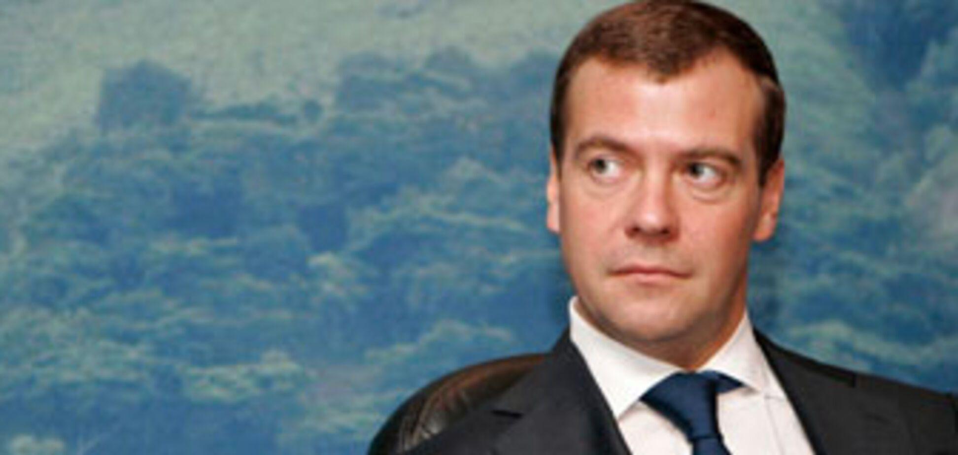 Саркозі запросив нового колегу Медведєва в гості