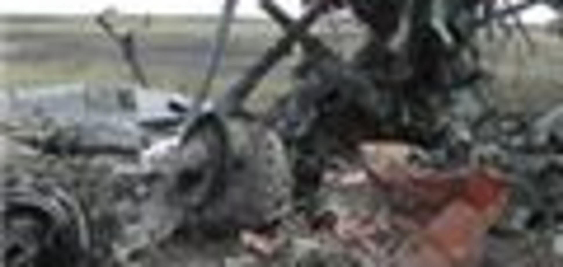 Розбився вертоліт ООН. Десяток жертв