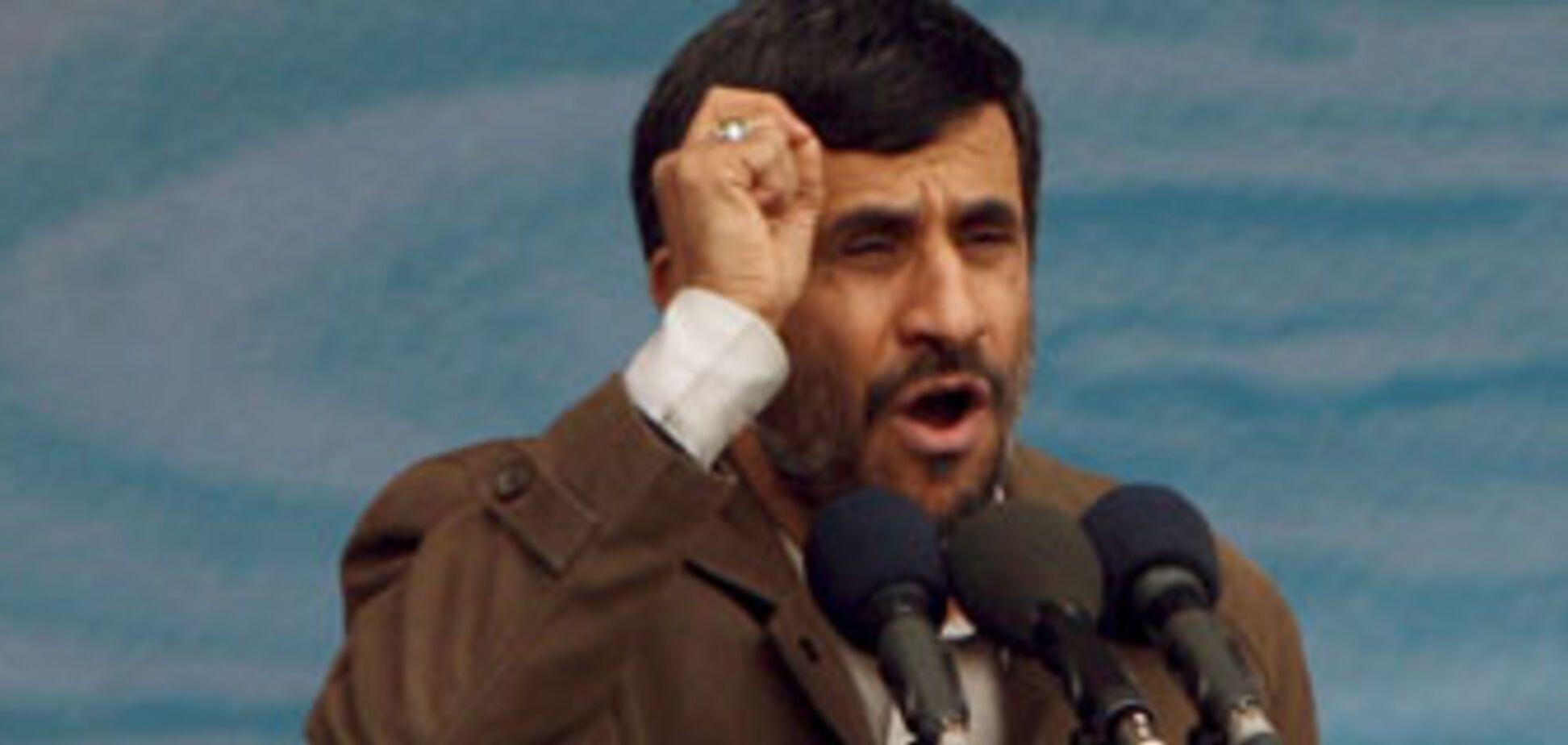 Президент Ірану виганяє американців з Іраку