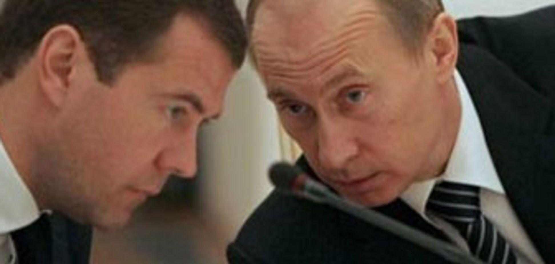 Медведєв і Путін - на межі конфлікту?