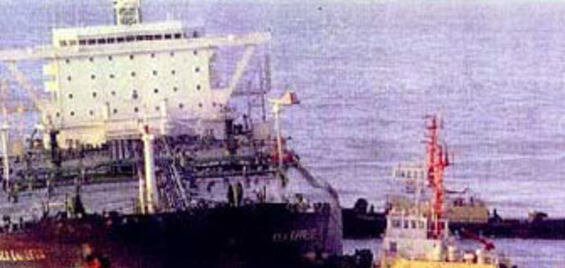 Українських моряків з 'Нафтогаз-67' не показують