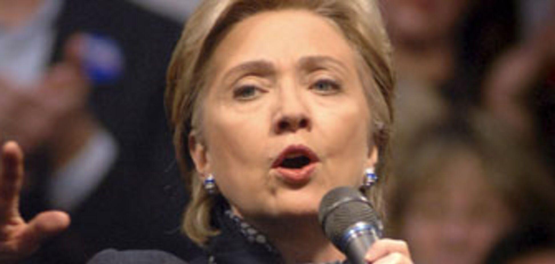 Клінтон виявилася злісним боржником