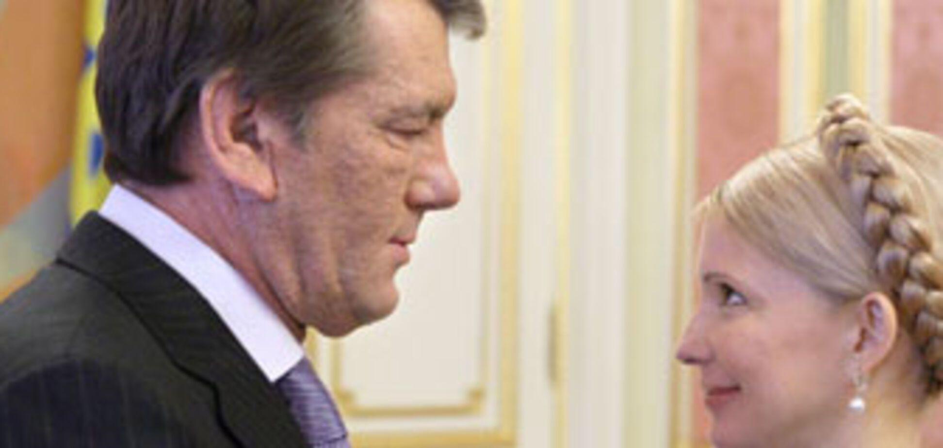 Гарант закликає Тимошенко не піаритися на газі