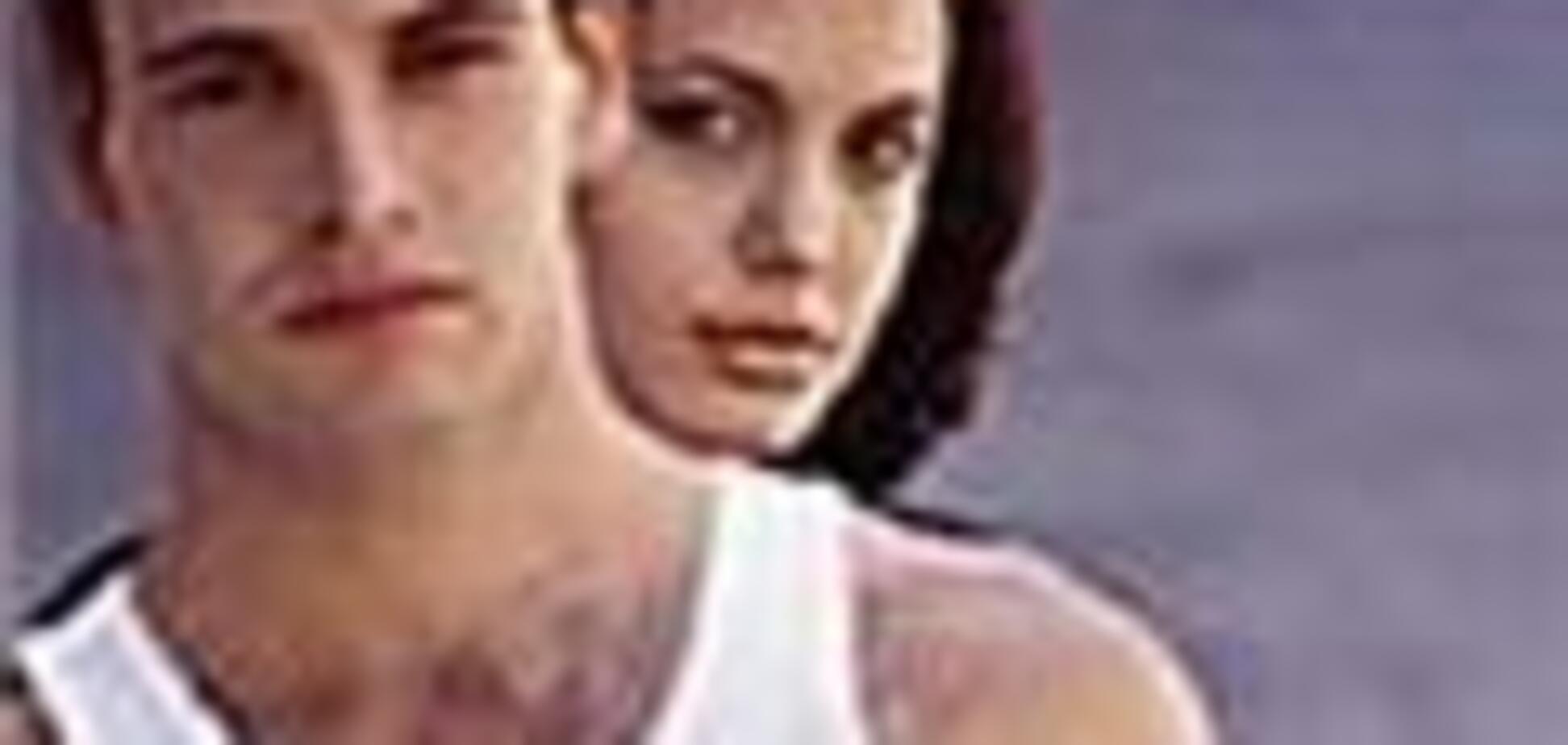 Перша спроба Анджеліни Джолі