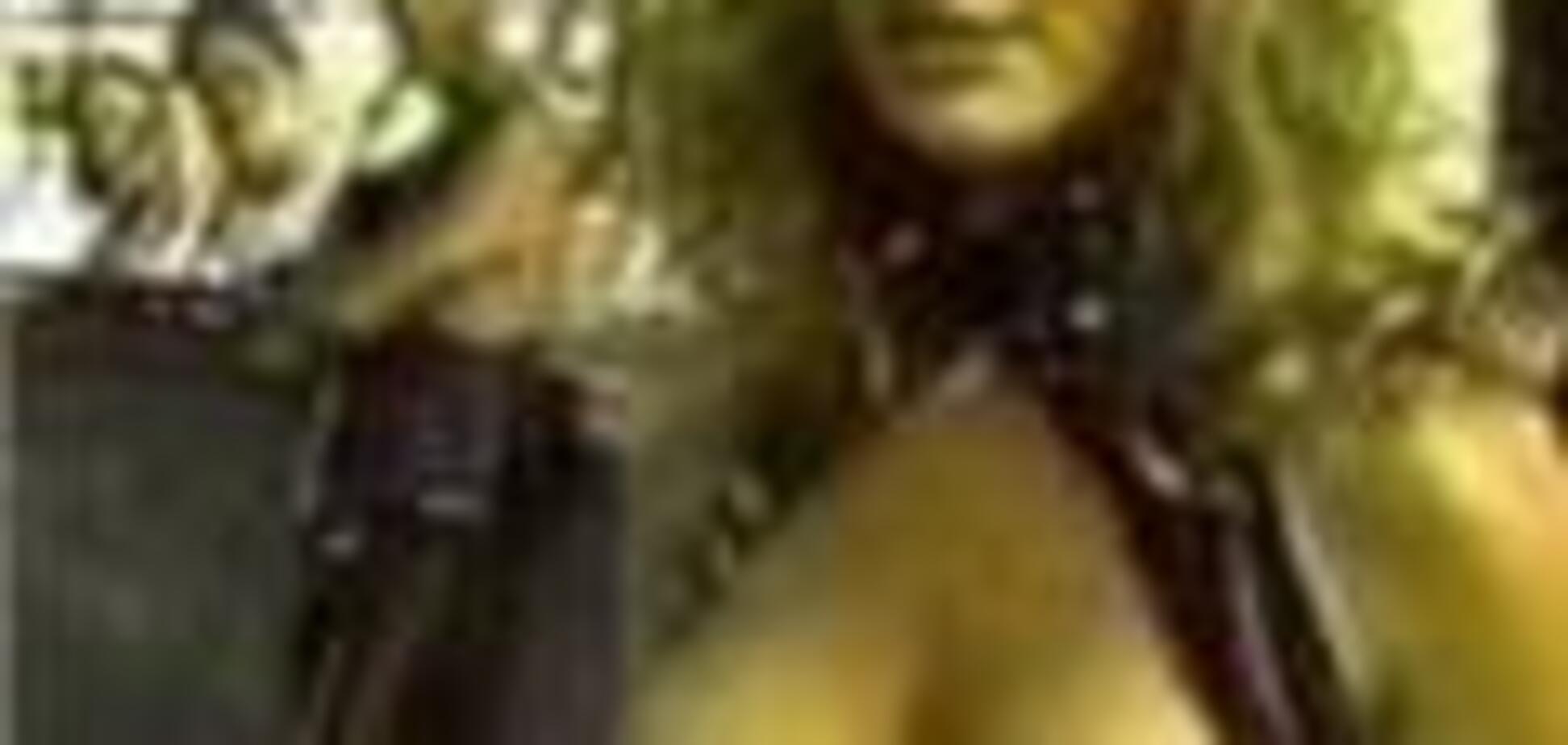 Порнодебют Камерон Диас в стиле садо-мазо