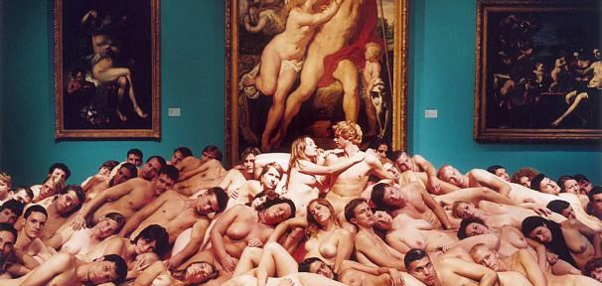 Чи любите ви голих людей так, як Спенсер Тунік?