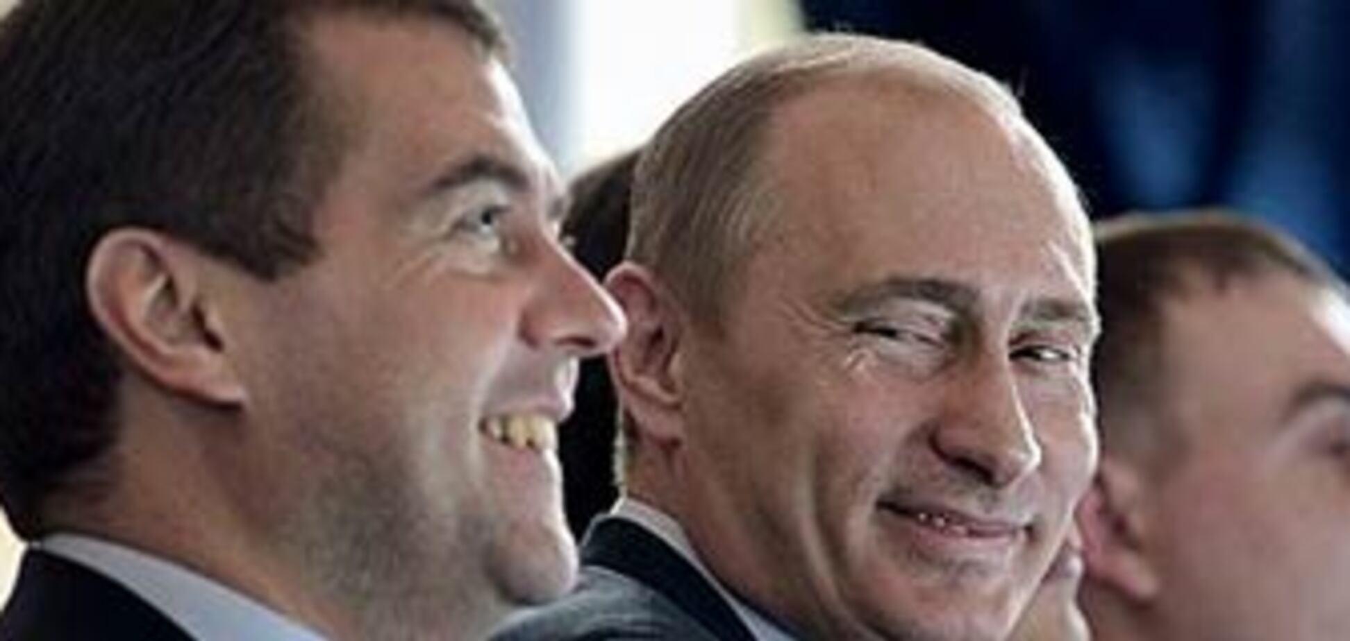 Коллекции часов Медведева и Путина