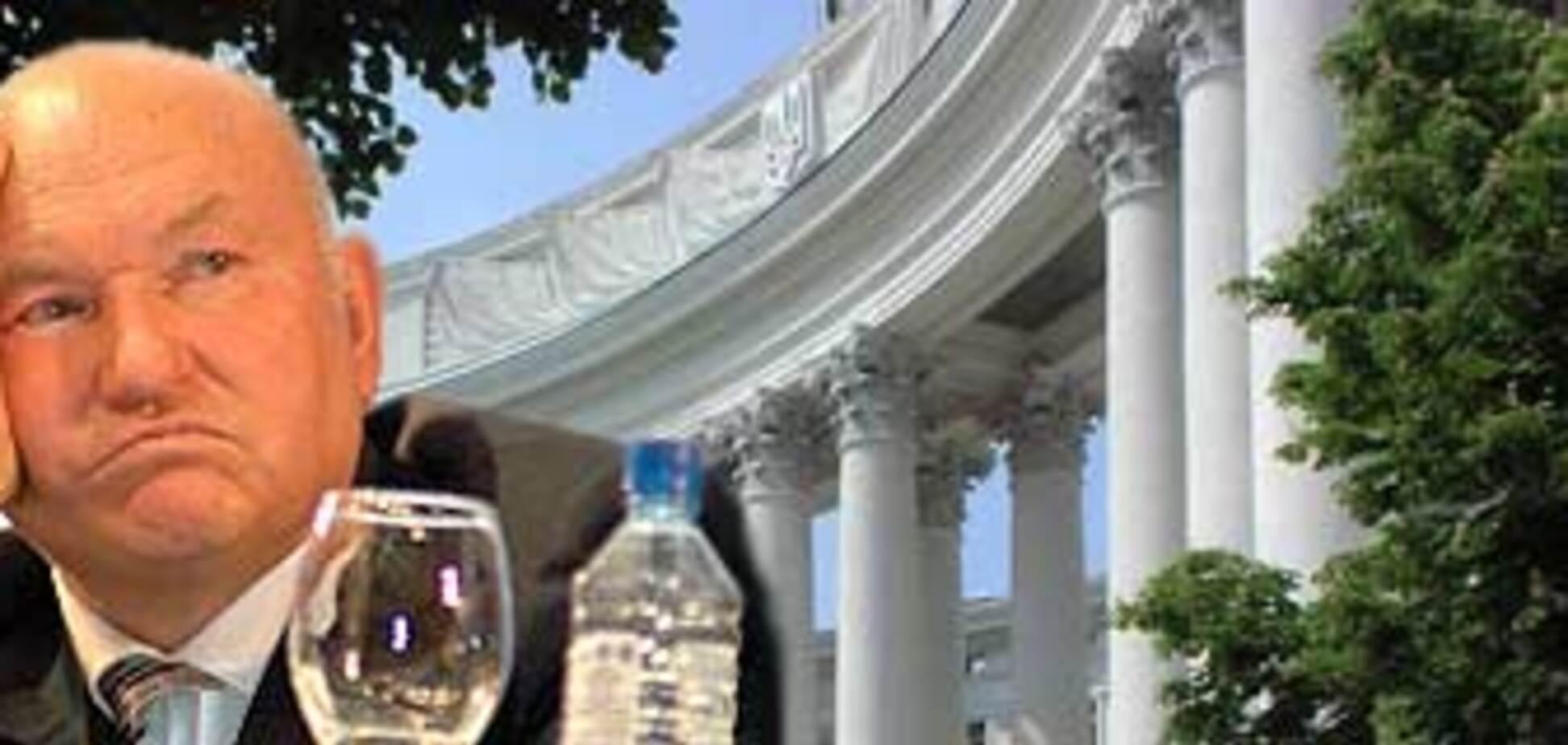 Україна оголосила Лужкова персоною нон грата