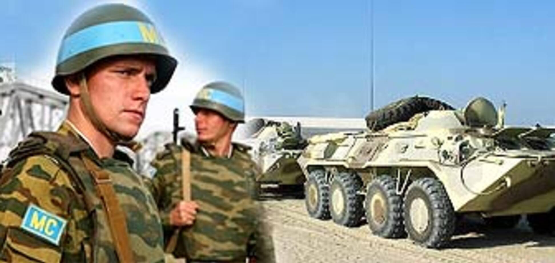Украинская армия готова идти в Абхазию