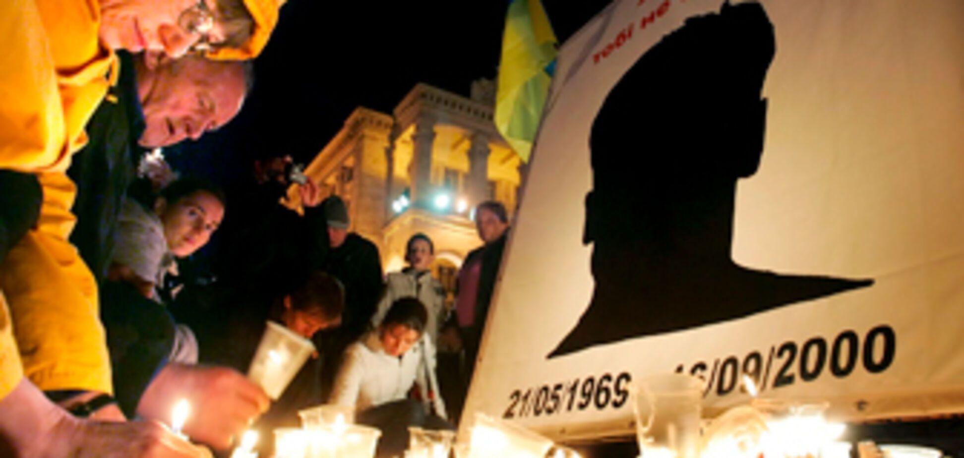 Европа требует заказчиков убийства Гонгадзе