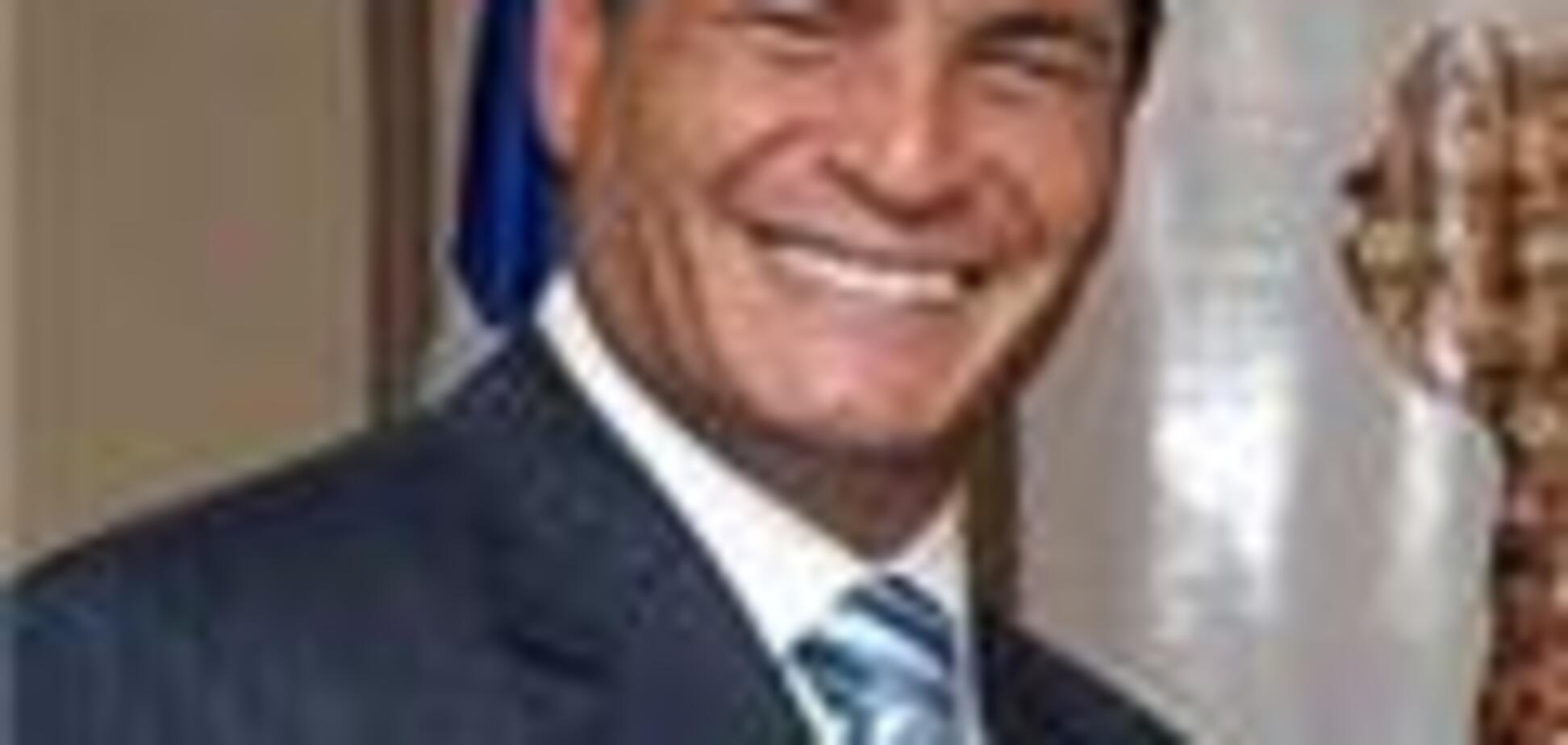 Арестованы организаторы покушения на президента Эквадора