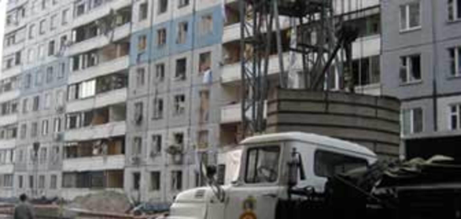 В Краматорске взорвался 9-этажный дом