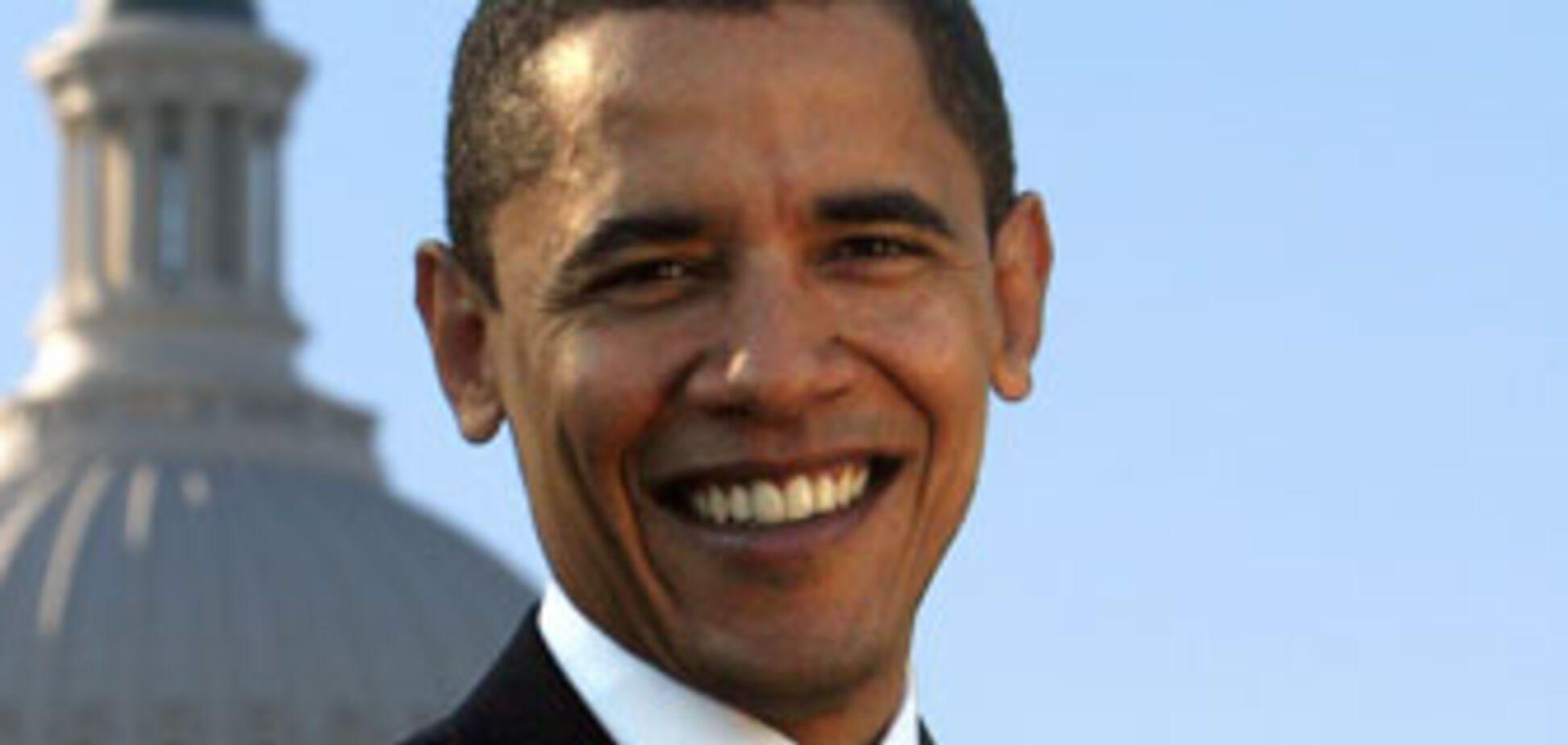 За результатами опитувань Обама випереджає Маккейна