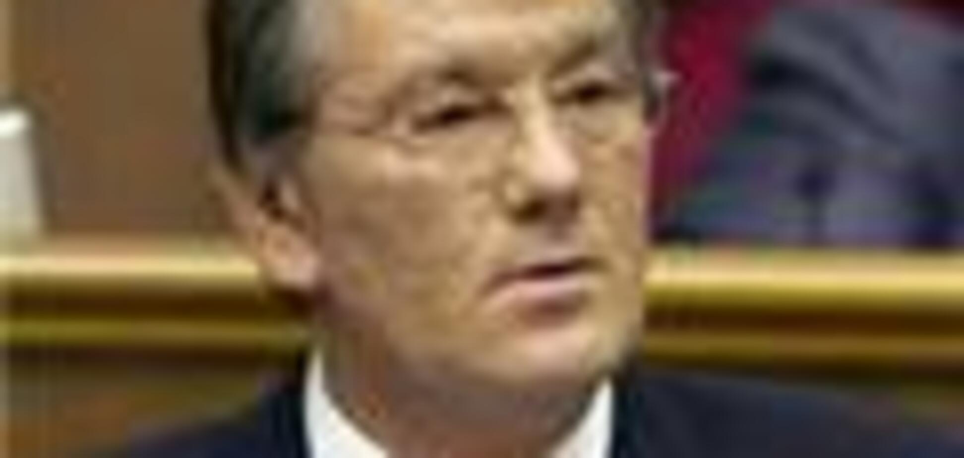 Ющенко не буде дружити з НАТО 'проти когось'